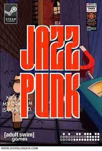 Descargar Jazzpunk [English][MACOSX][P2P] por Torrent